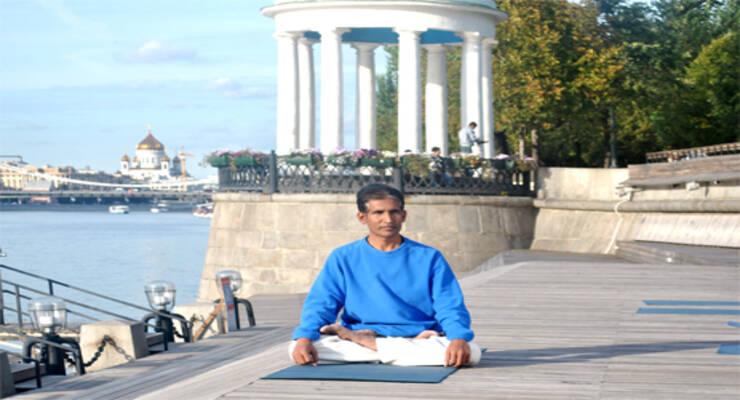 Фото к статье: Ретрит «Хатха-йога в стиле виньяса» в октябре