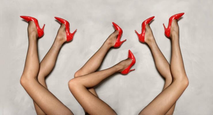Фото к статье: Как исправить форму ног
