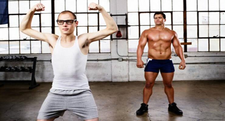 Фото к статье: Упражнения в тренажерном зале: самые популярные ошибки