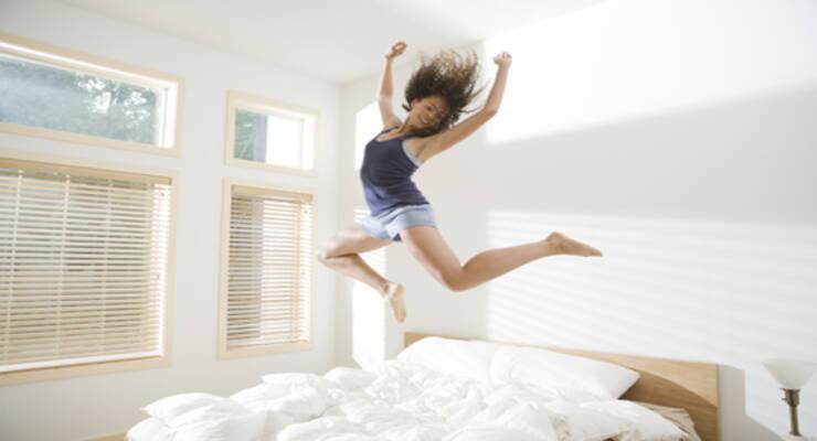 Фото к статье: Фитнес дома: самые эффективные кардиотренировки