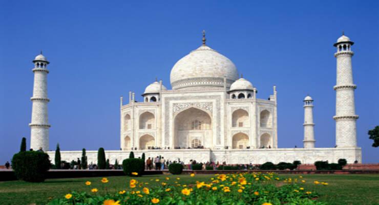 Фото к статье: Королевский йога-тур в Индию с Рави Кумаром Довлуру