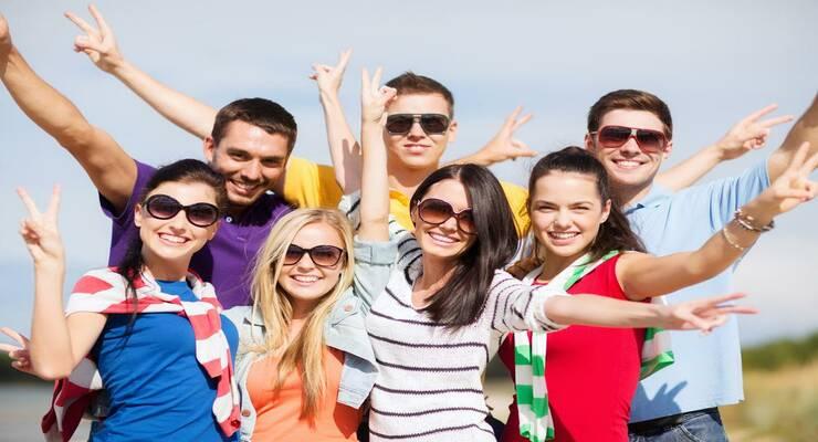 Фото к статье: Так ли хорошо иметь много друзей?