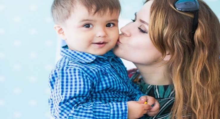 Фото к статье: Школа для мам: все о детском развитии и питании