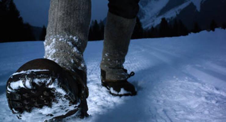 Фото к статье: Жизнь на ногах