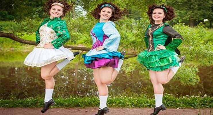 Фото к статье: Ирландские танцы для стройных ног и красивых бедер (ФОТО)