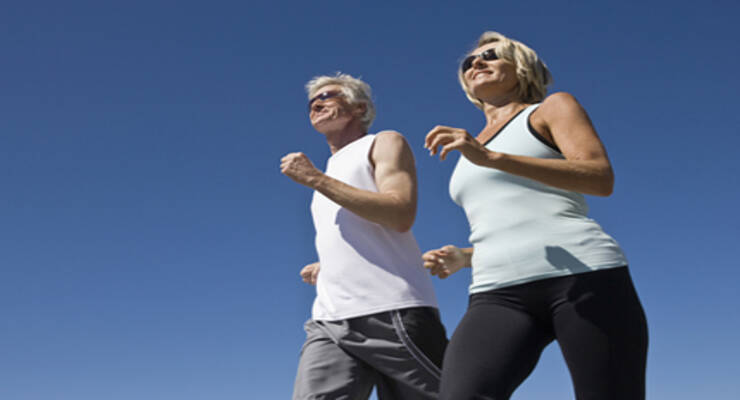 Фото к статье: Фитнес для пожилых