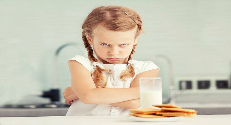 Фото к статье: Что делать, если ребенок капризничает: 5 полезных советов