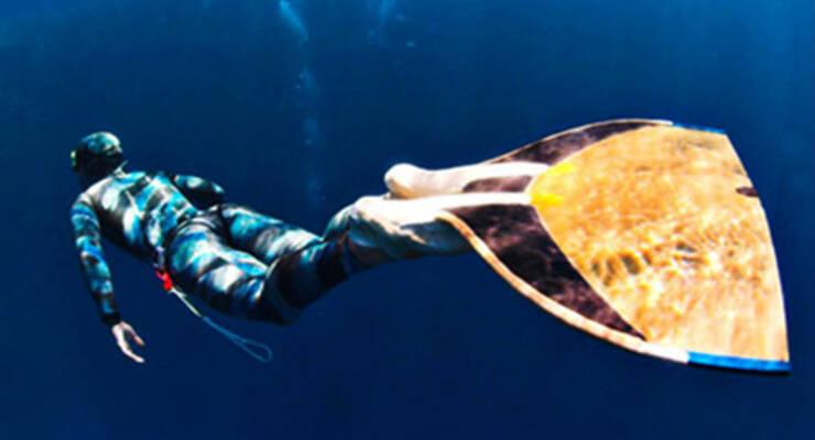 Фото к статье: Сам себе акваланг