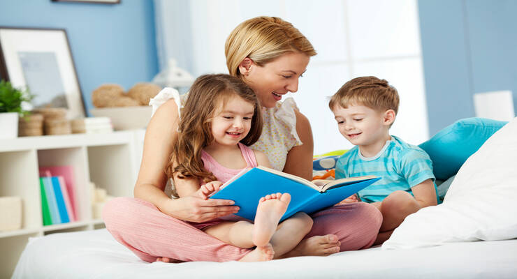 Фото к статье: Как научить ребенка читать