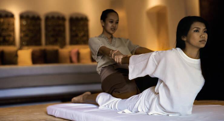 Фото к статье: Тайский массаж