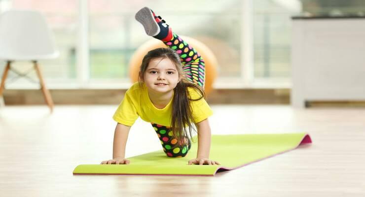 Фото к статье: Физкультминутки тренируют детскую память