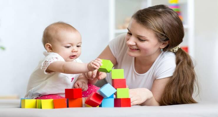 Фото к статье: Да будет цвет: развиваем у малыша цветовое зрение