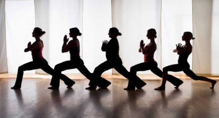 Фото к статье: Йогатерапия: курс Алены Мордовиной в Москве