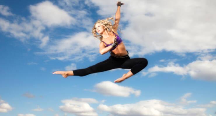 Фото к статье: Как танцы меняют тело