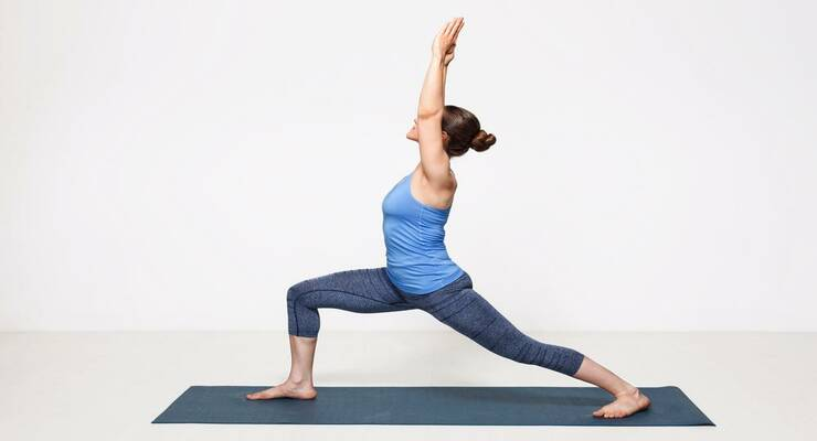 Фото к статье: Практика йоги против аллергии и астмы