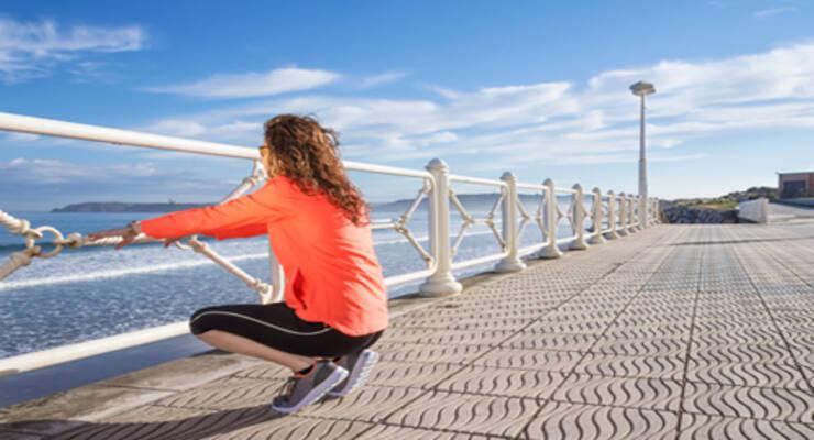 Фото к статье: Сжигаем жир: утренний комплекс упражнений для похудения (ФОТО)