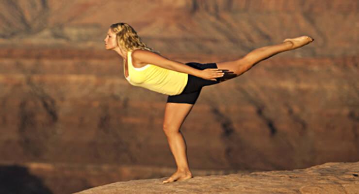 Фото к статье: Мастер-классы «Йогалатес. Здоровая спина» с Аленой Мордовиной