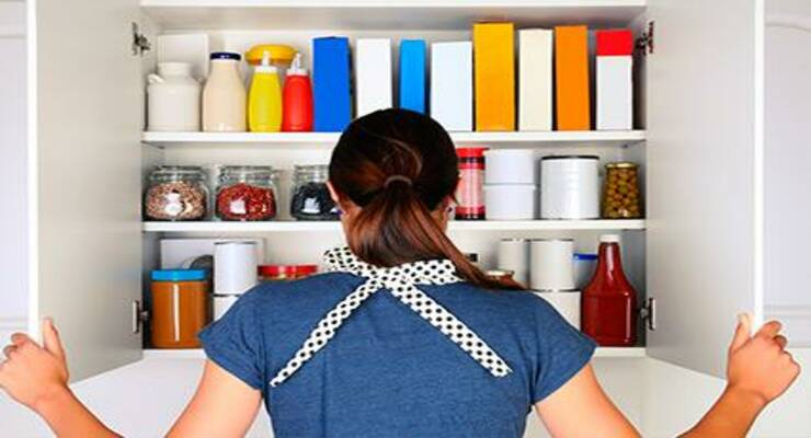 Фото к статье: Как правильно хранить продукты. Часть 1