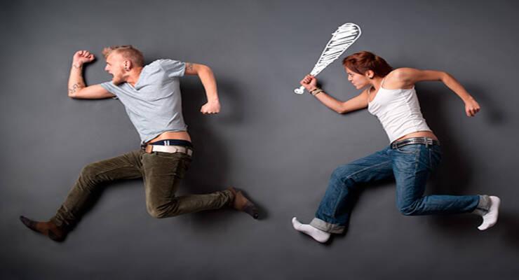 Фото к статье: 5 лучших способов отделаться от парня
