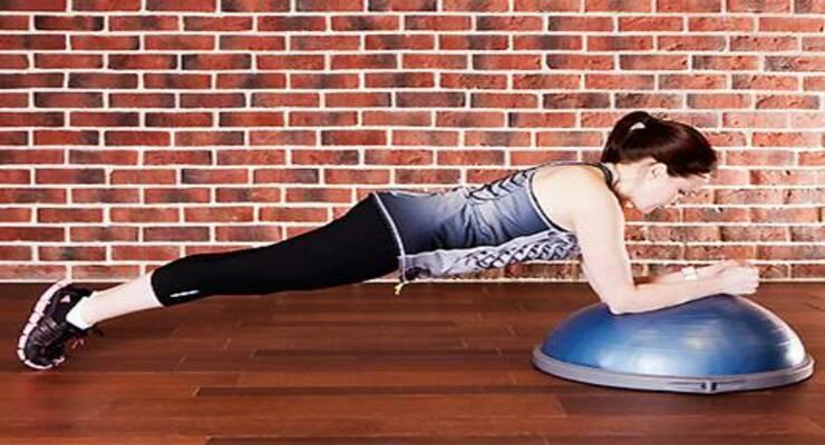 Фото к статье: Функциональная тренировка на балансировочной платформе
