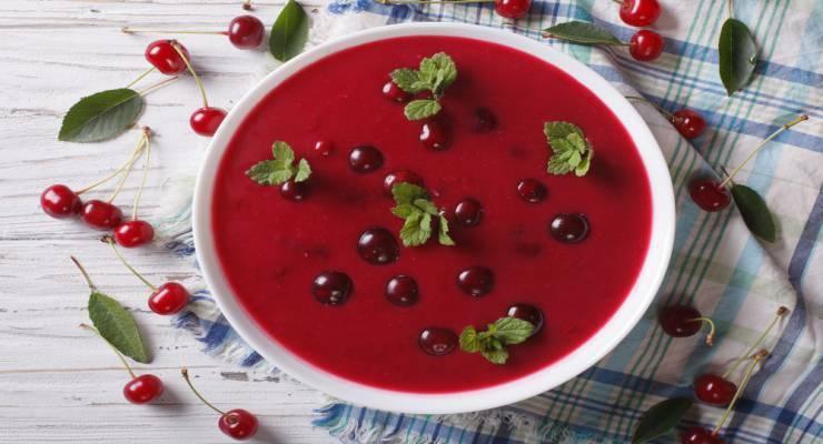 Фото к статье: Что приготовить из вишни: лучшие рецепты
