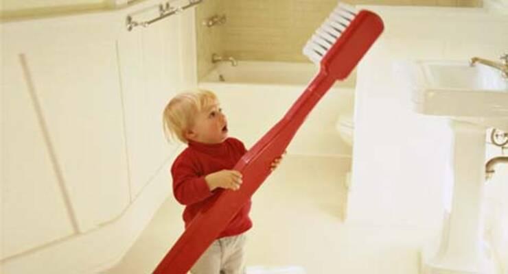 Фото к статье: Зубная паста опаснее, чем кариес