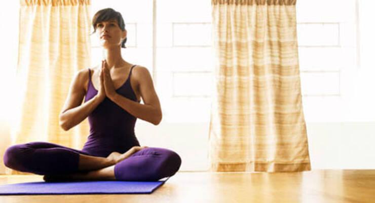 Фото к статье: Йога для астматиков