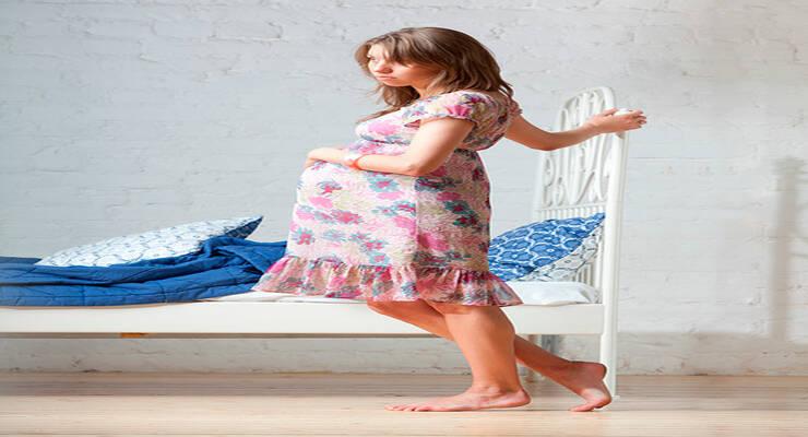 Фото к статье: Как перестать бояться родов