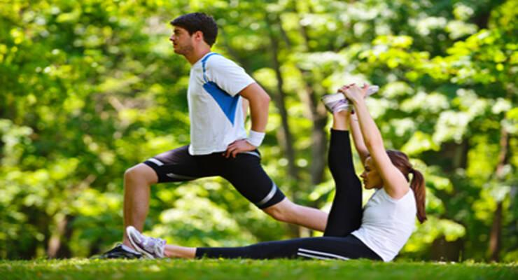 Фото к статье: О чем нельзя забывать: упражнения для разминки и заминки