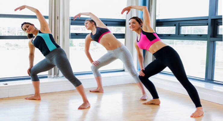 Фото к статье: Правила стретчинга: как развить гибкость (упражнения)