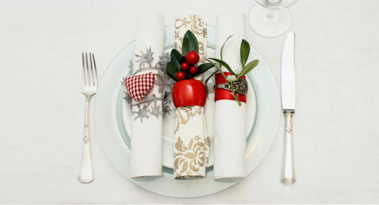 Фото к статье: Пять здоровых новогодних рецептов