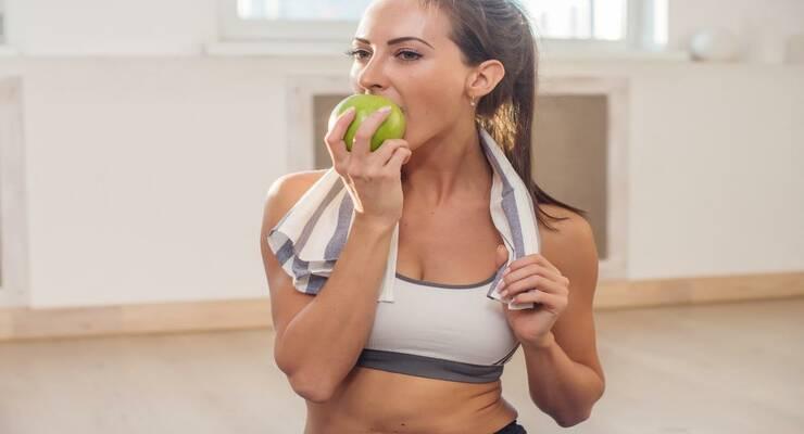 Фото к статье: Как правильно питаться фитнесисту-вегетарианцу
