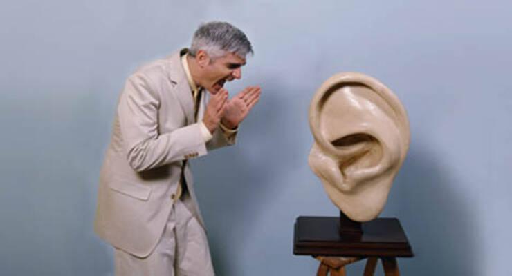 Фото к статье: Обезболивающие вызывают глухоту