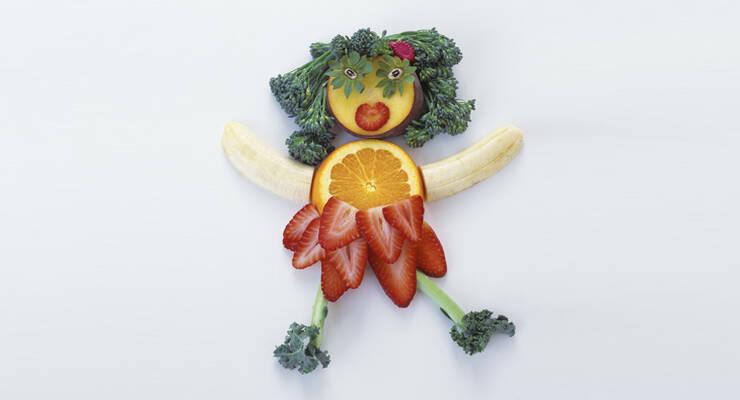 Фото к статье: Вегетарианство