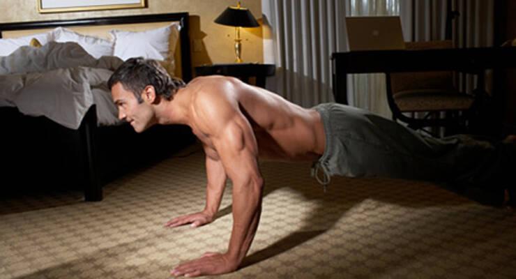 Фото к статье: Снотворный фитнес