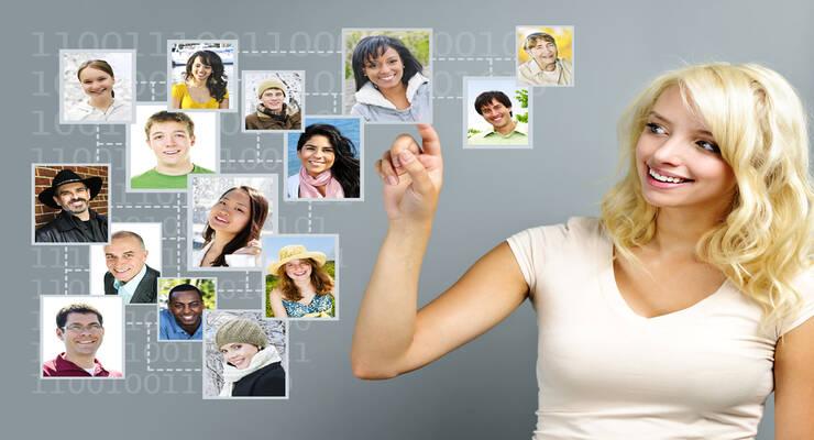 Фото к статье: Как распознать человека по его переписке в социальных сетях